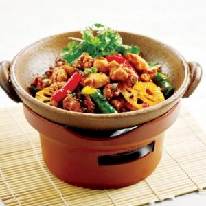 干锅鸡 Dry Pot Chicken