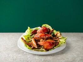 SALTED EGG/咸蛋螃蟹